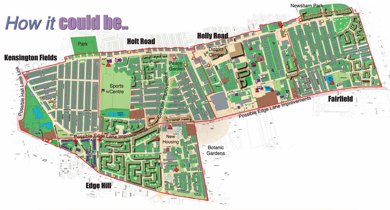 Kensington blueprint liverpool